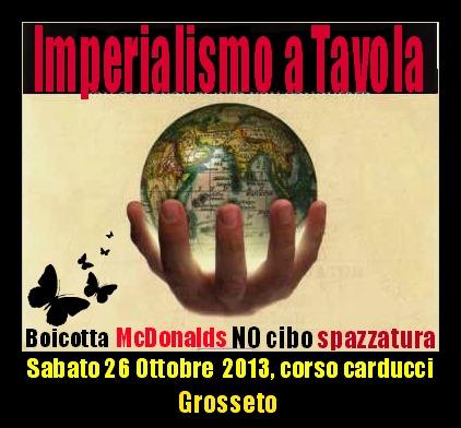 Imperialismo a Tavola