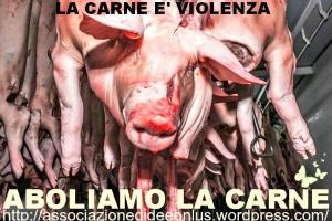 Abolizione della Carne  a Grosseto 2014