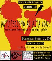 Antispecismo ad alta Voce, evento a Arcidosso (GR)