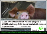 vegan not renounce ADI