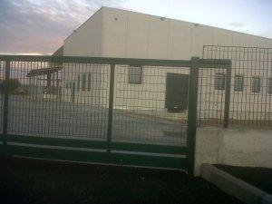 Orrori di casa nostra: il nuovo impianto presso il Polo Industriale del Madonnino, Braccagni, Grosseto, costruito con una parte di soldi pubblici affidati ad un consorzio privato. Questo impianto ucciderà, quando operativo, fino a 12,000 animali all'anno.