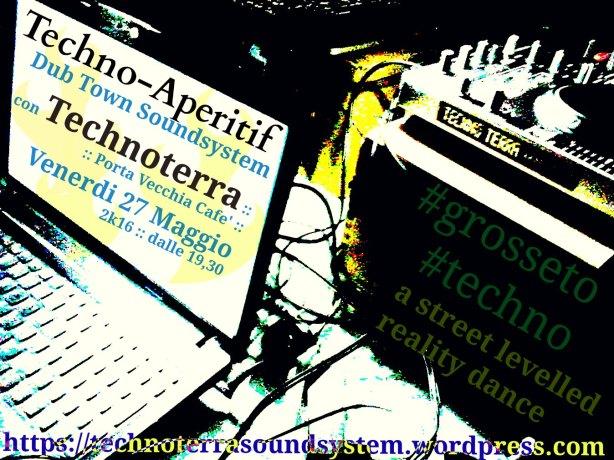 techno aperitif  portaVecchia